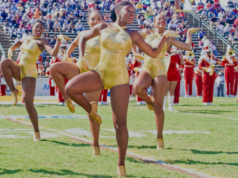 Tuskegee University Piperettes